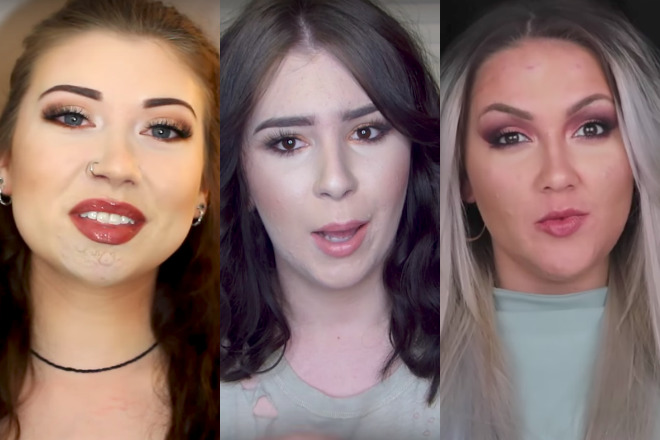 źródło: YouTube / Crystal Faith, Carly Humbert, Sophie Boreham