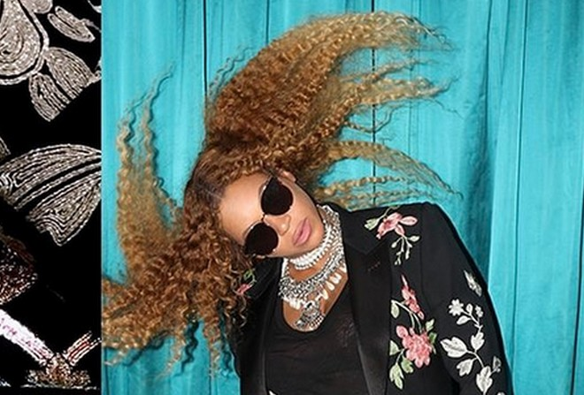 Beyonce urodziła bliźnięta