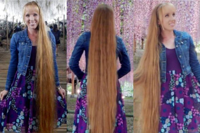 najdłuższe włosy na świecie