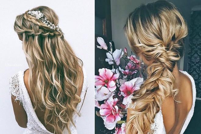 włosy na ślub