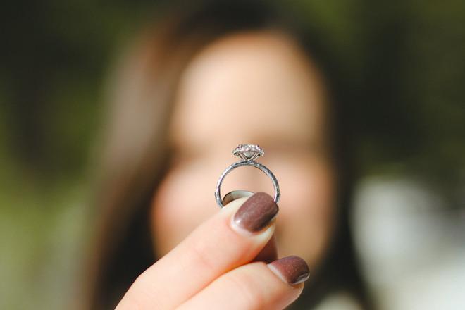 zaręczyny w młodym wieku