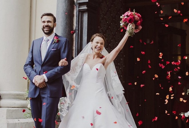 Anna Starmach wyszła za mąż