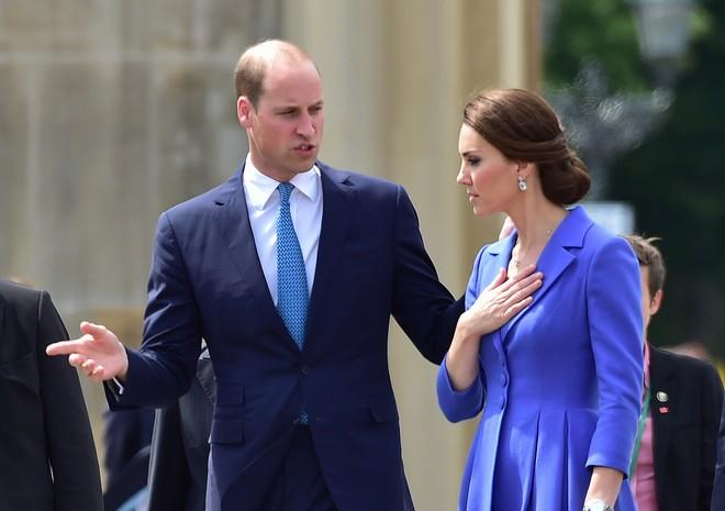 Imię trzeciego dziecka Kate i Williama