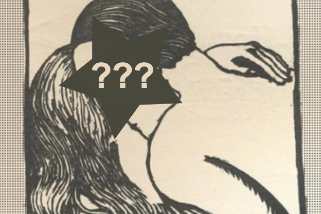 iluzja twarz kobiety i mężczyzny