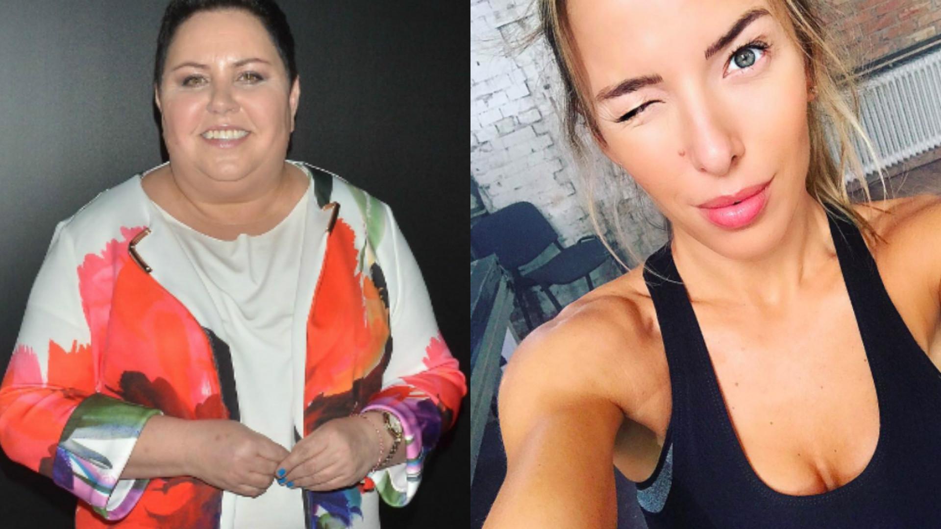 Dorota Wellman i Ewa Chodakowska