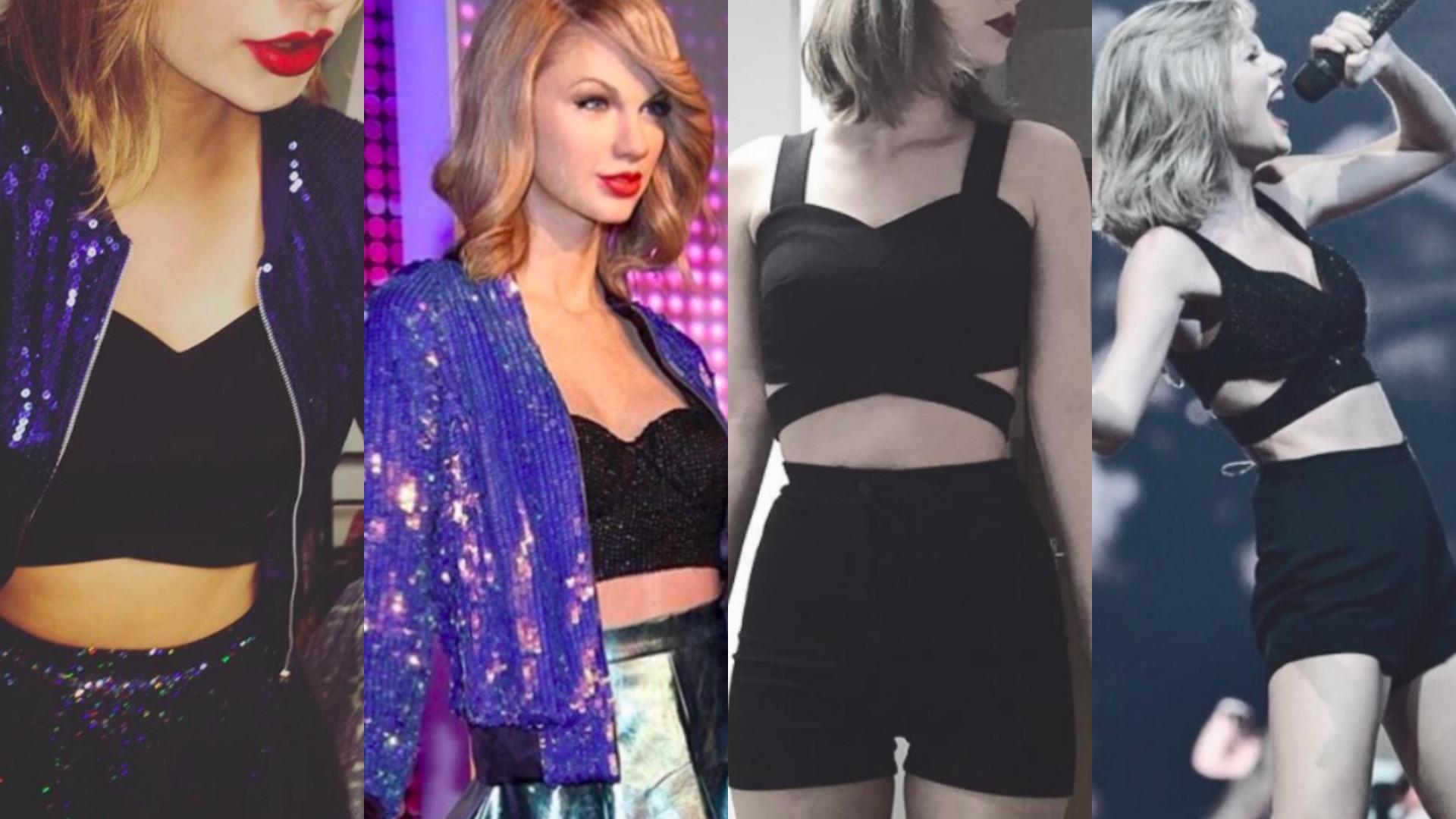 sobowtór Taylor Swift