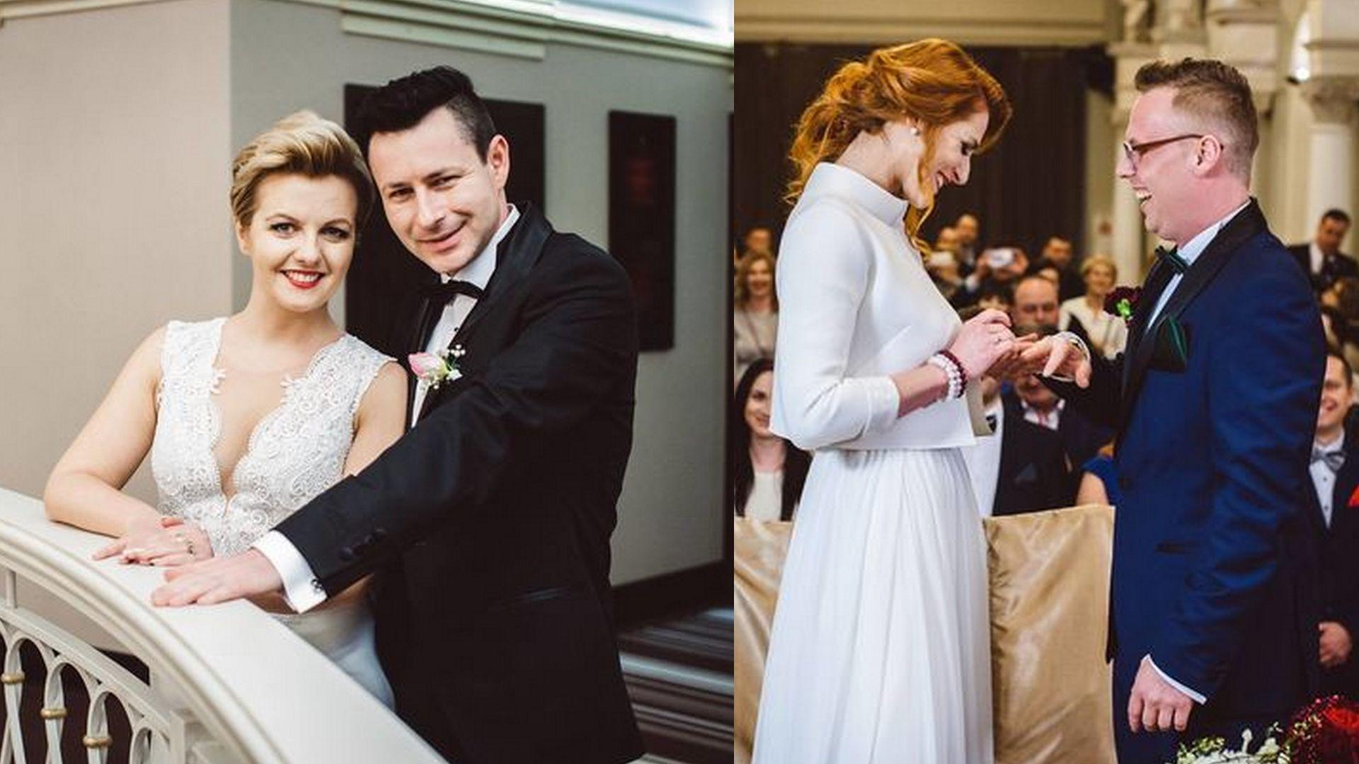 uczestnicy ślubu od piwerwszego wejrzenia