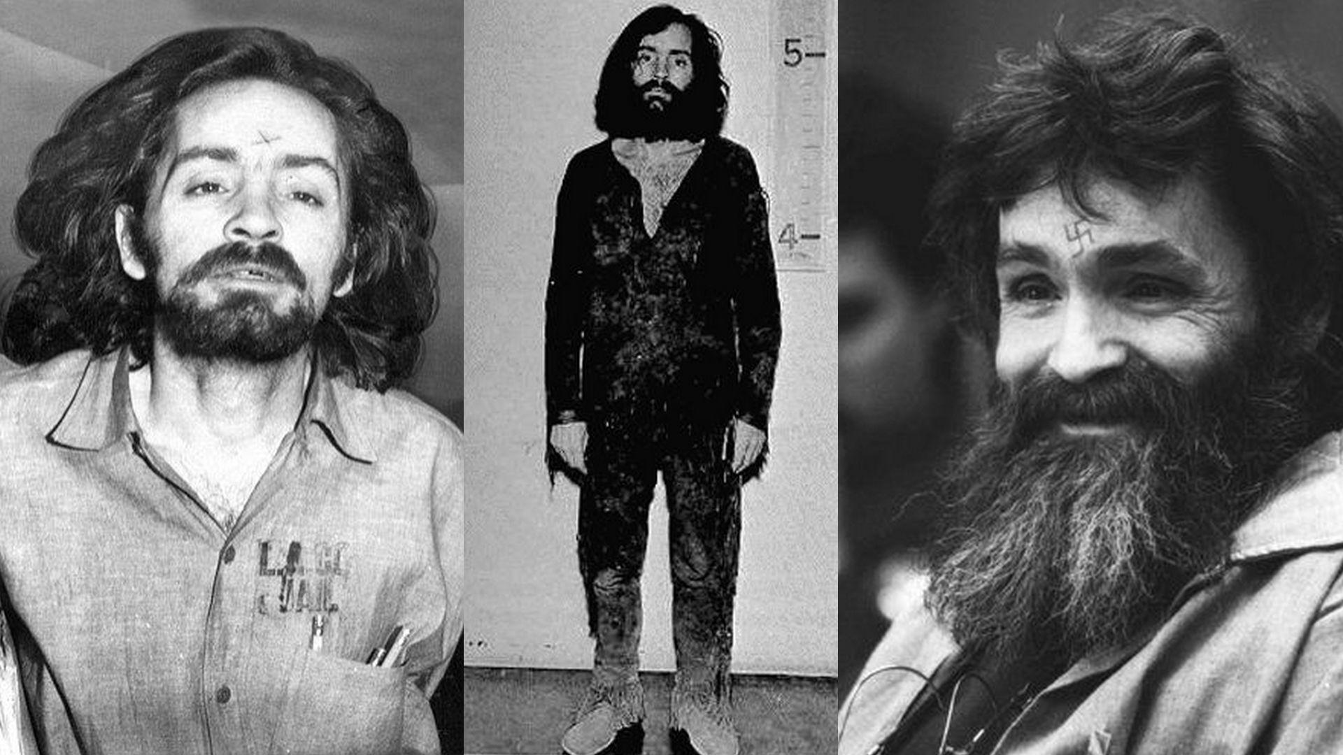 śmierć Charlesa Mansona