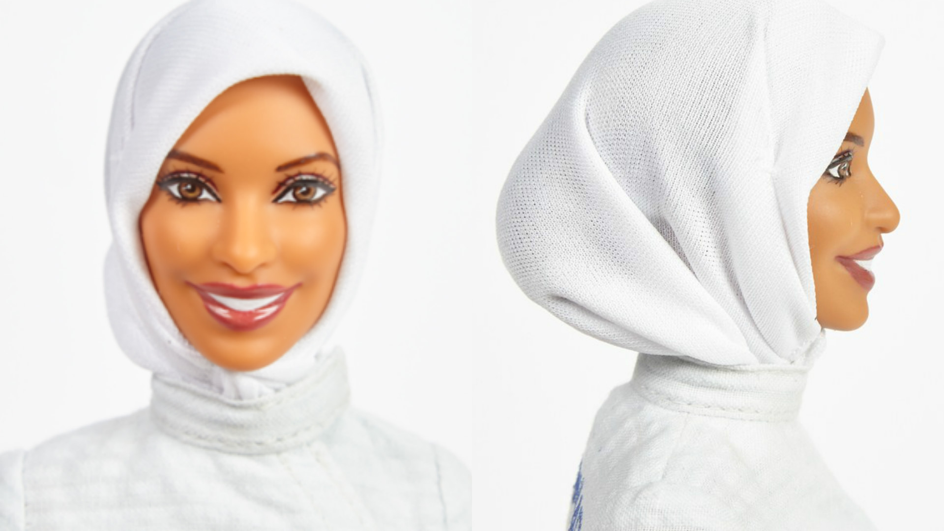 lalka barbie muzułmanka