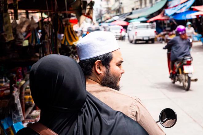 związek z muzułmaninem