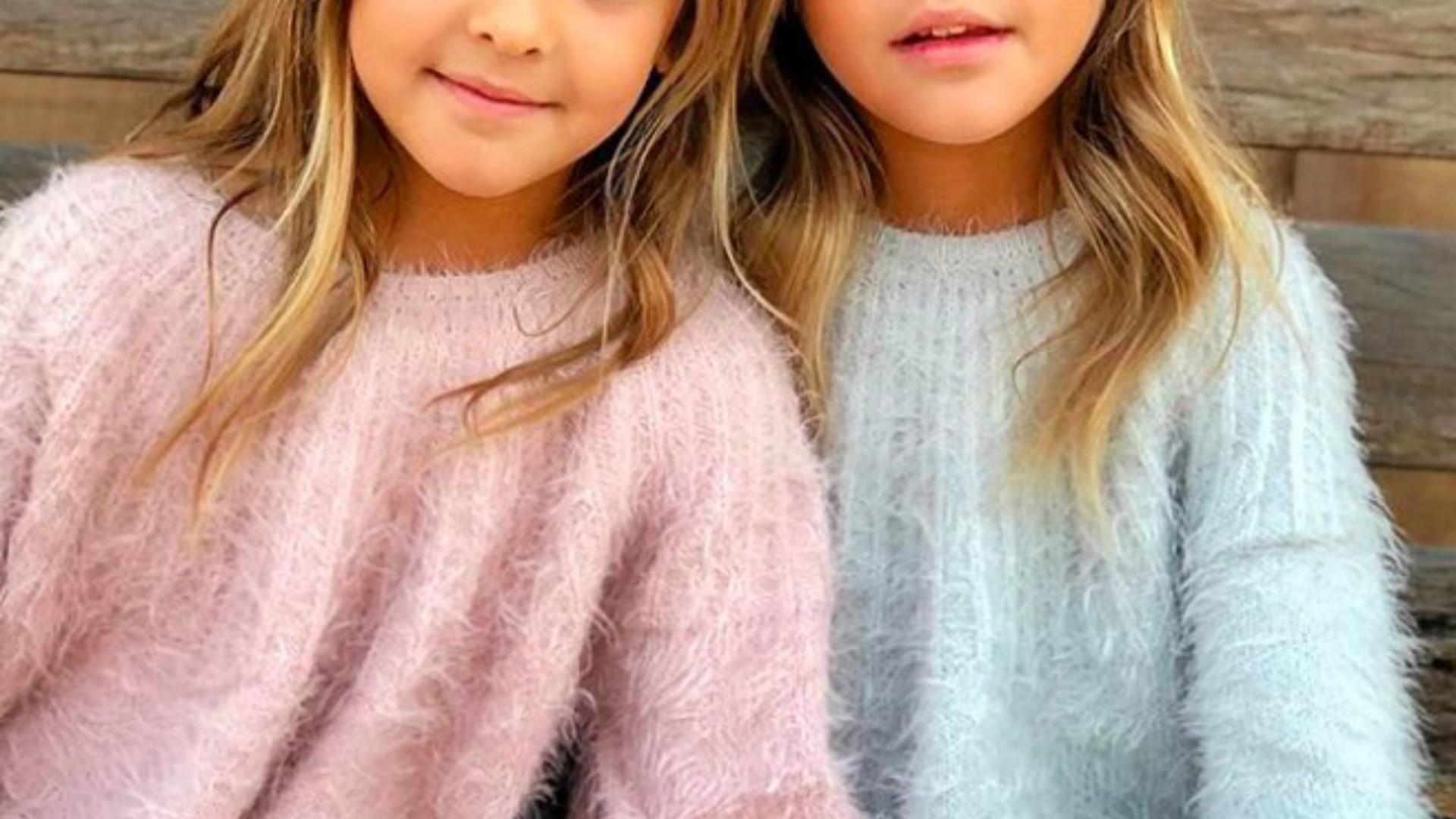 Ava Marie i Leah Rose