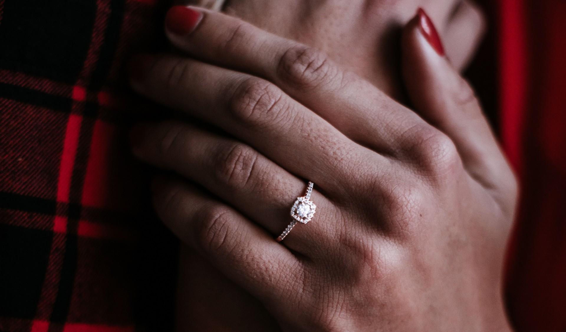 Co Kobiety Myślą O Pierścionkach Zaręczynowych Papilot