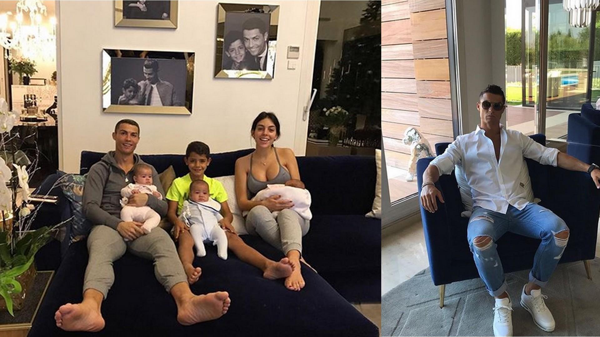 dom Christiano Ronaldo