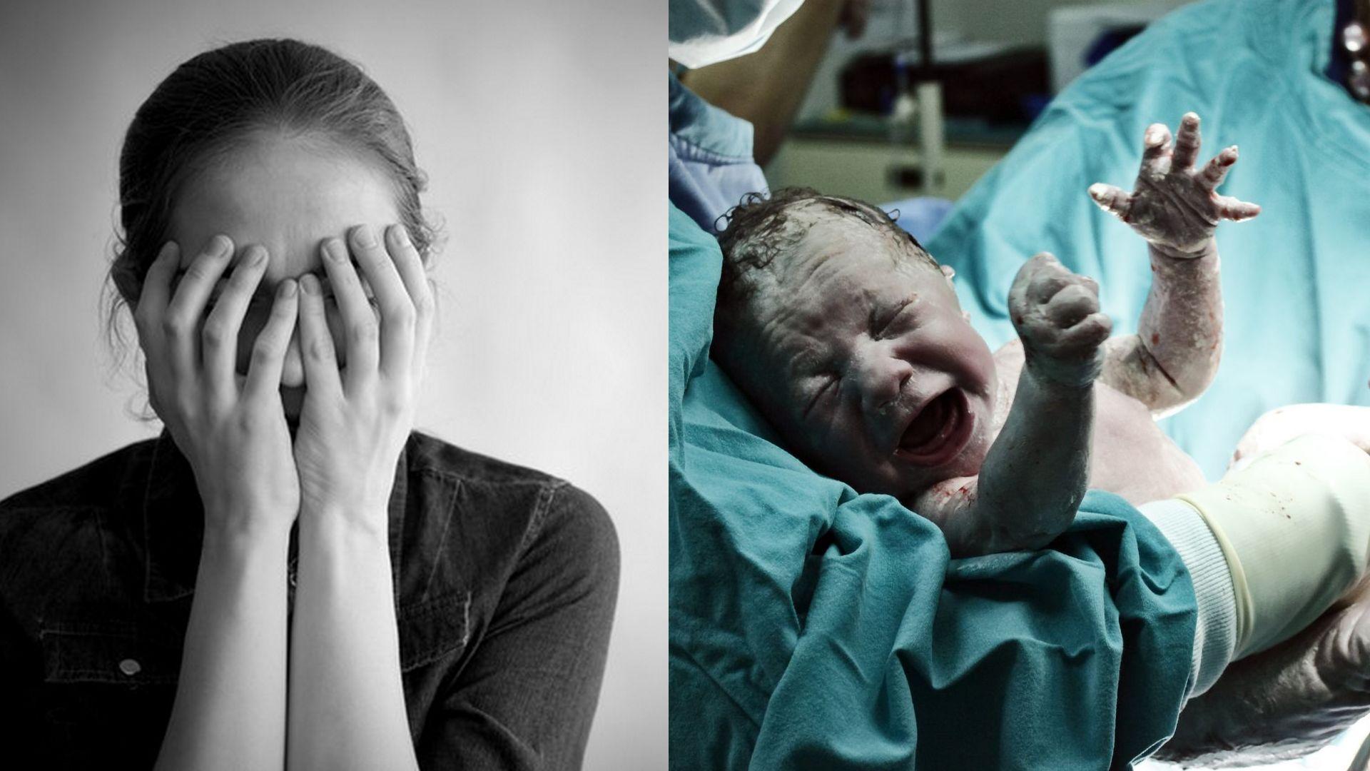 poród bez znieczulenia
