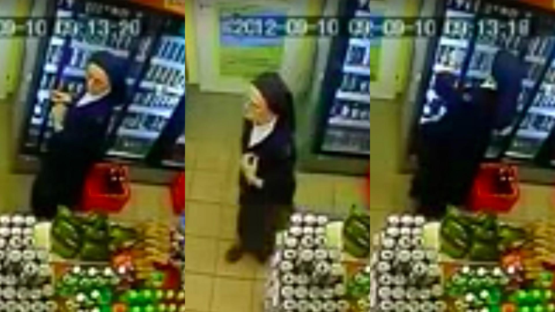 zakonnica ukradła piwo