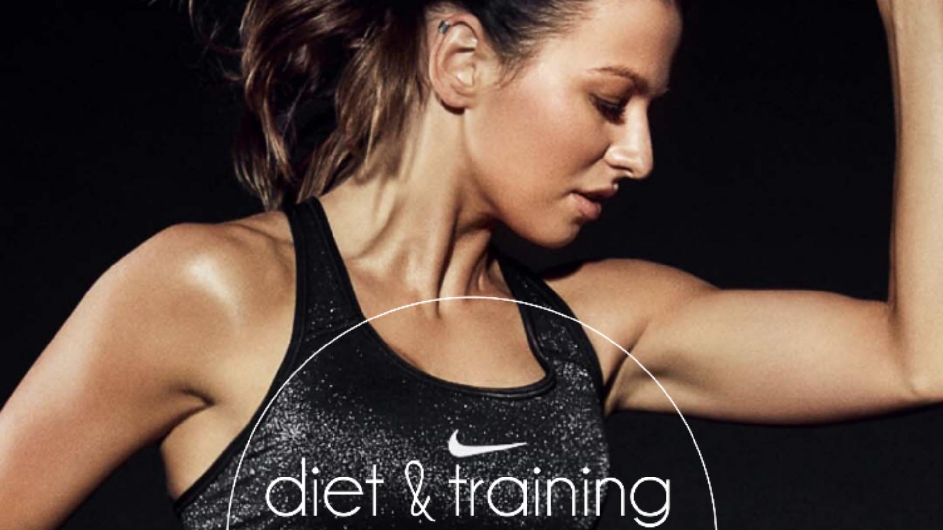 Aplikacja Diet & Training by Ann