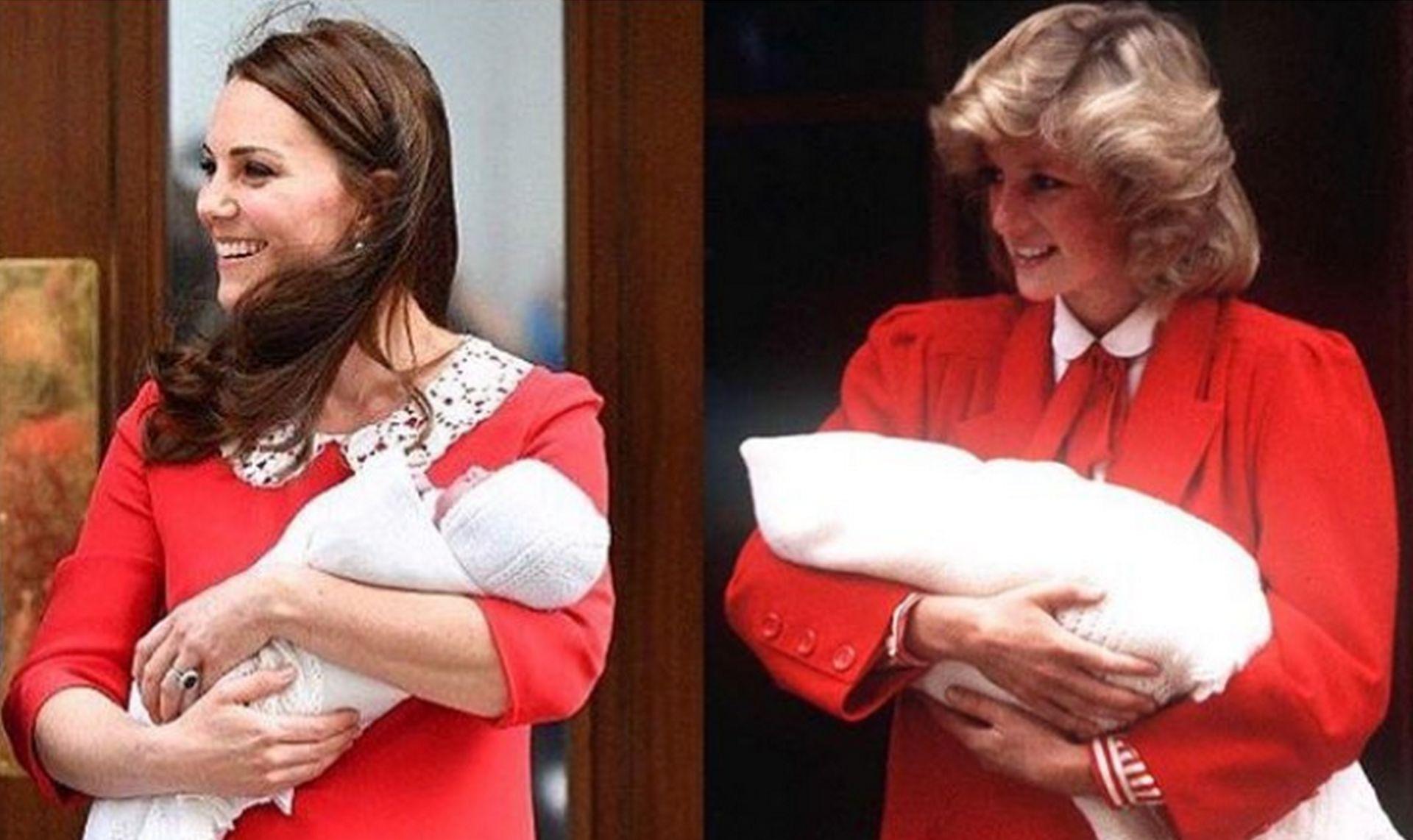 trzecie dziecko Kate Middleton