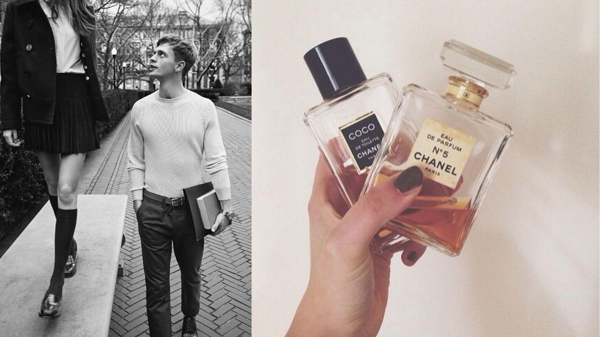 jakie perfumy podobają się mężczyznom