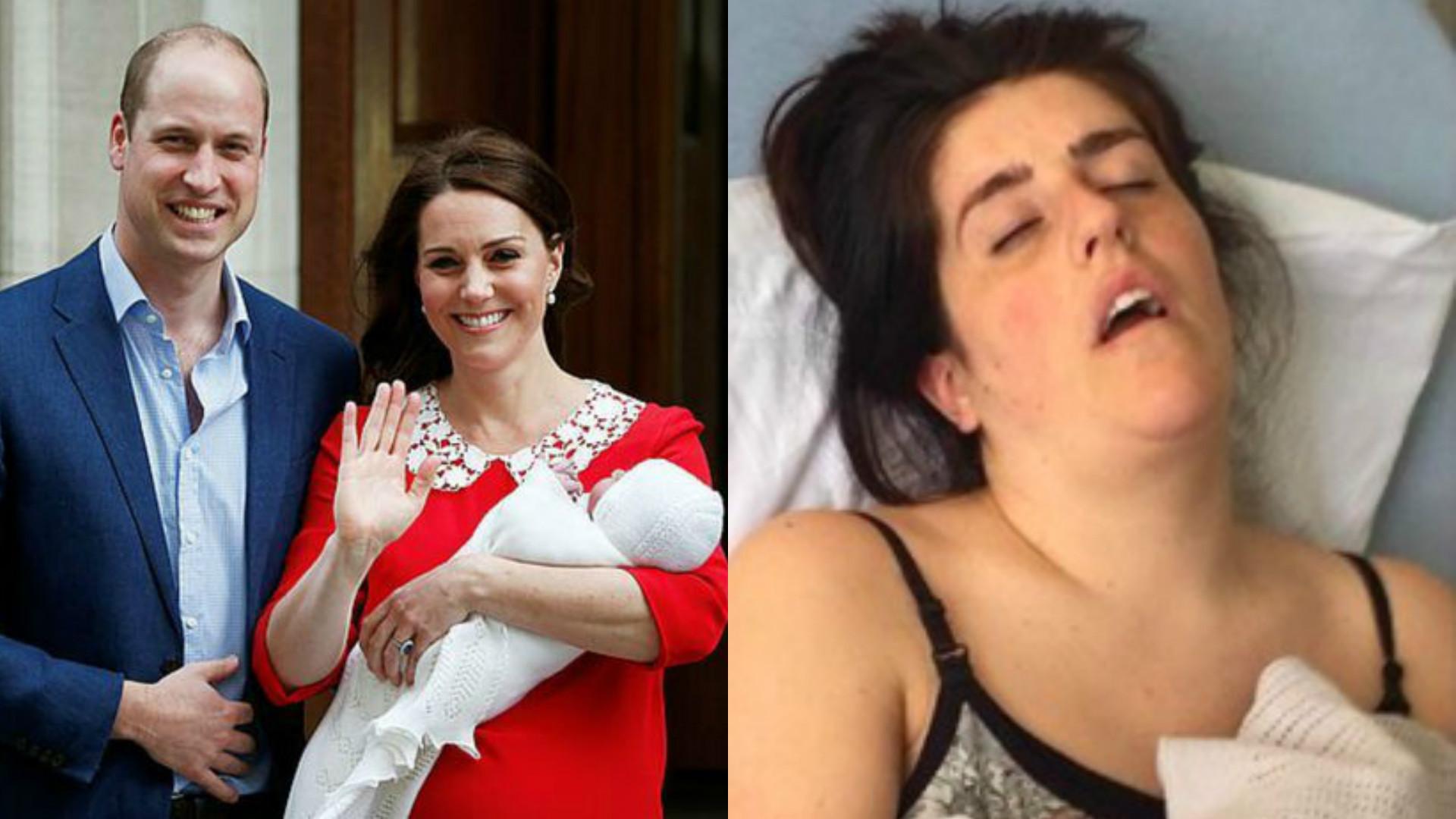 zdjęcia po porodzie