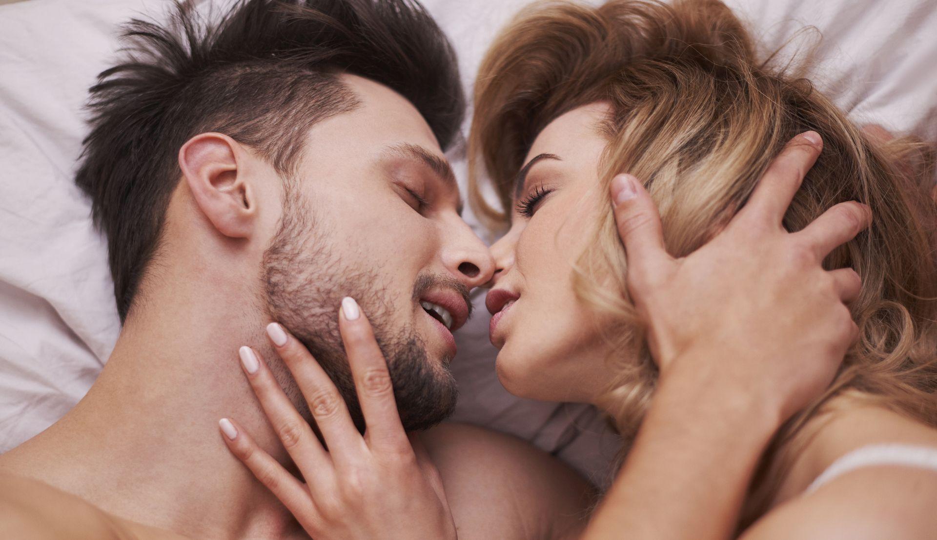 co mówić w czasie seksu