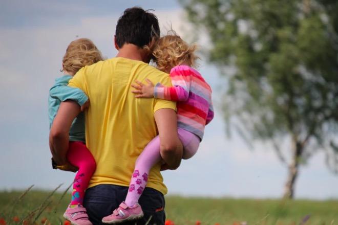 związek z dzieciatym