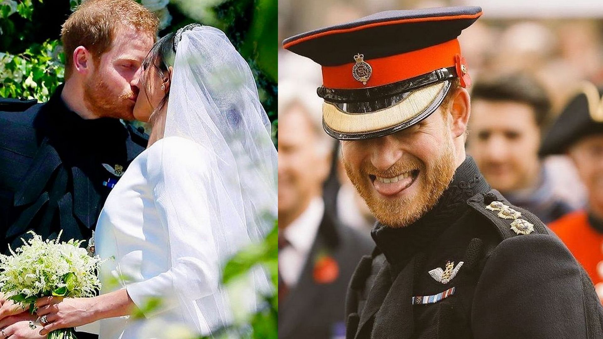 Harry i Meghan seks