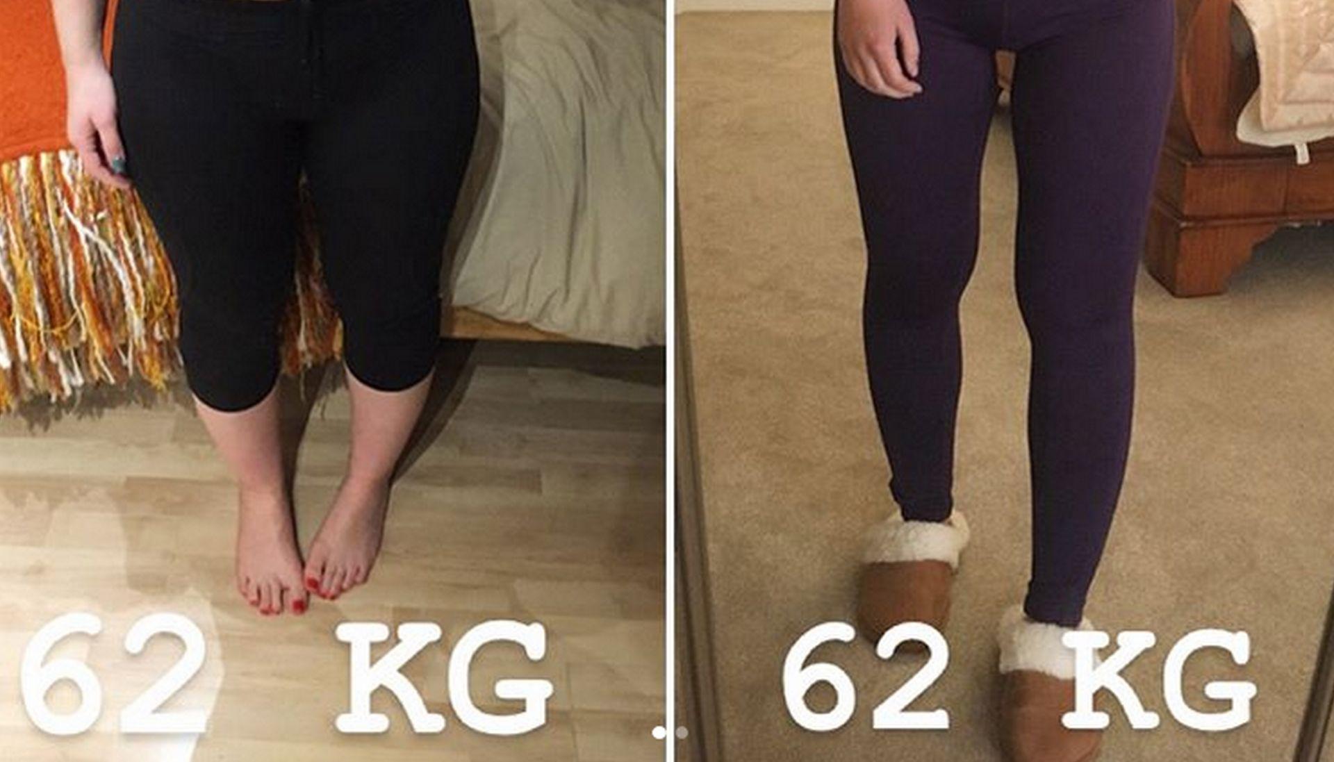 waga a ćwiczenia