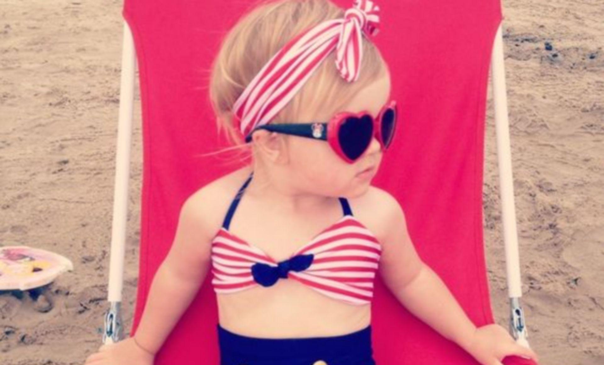 bikini dla dzieci