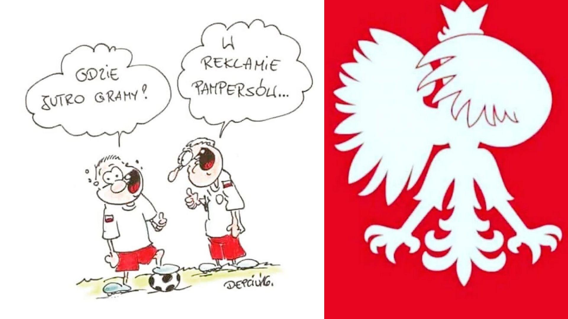 memy po meczu Polska-Kolumbia
