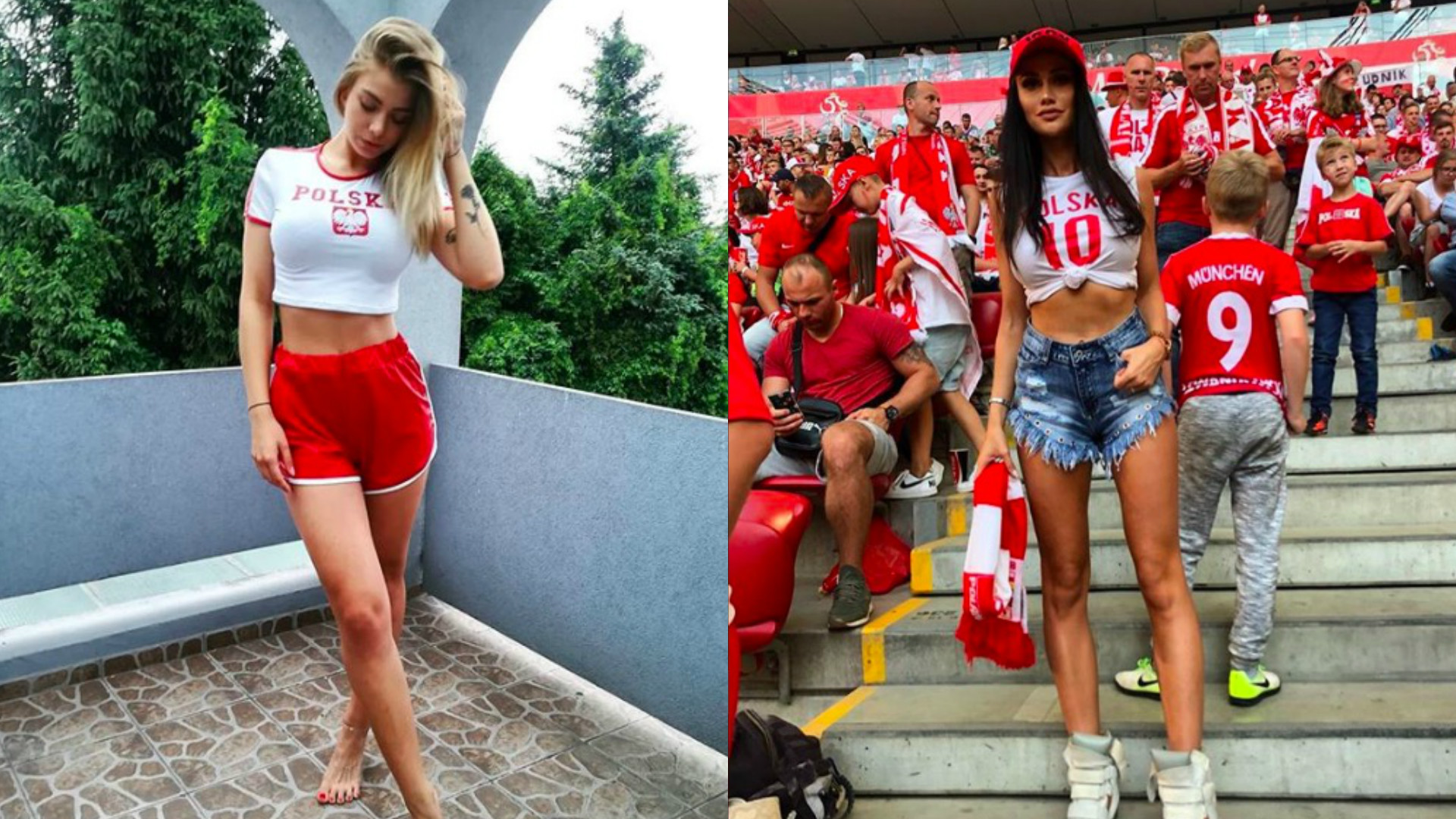 Marysia Horbulewicz i Karolina Emus - Miss Mundialu 2018