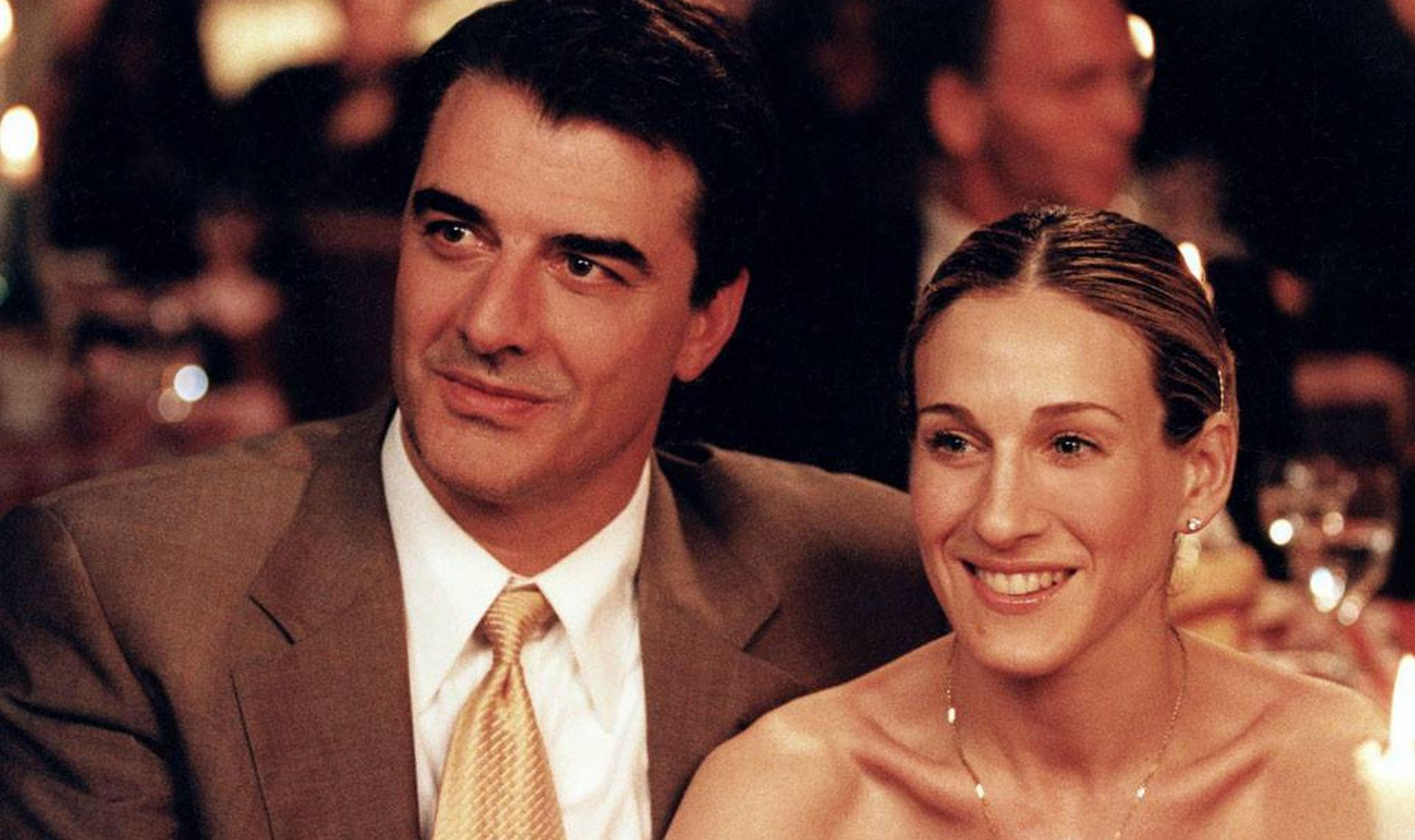 Carrie i Mr. Big